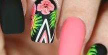 Na na nails / #nails #cool #popular #beuty