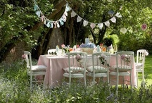 A Vintage Garden Party ♥ / by A Vintage Picnic ♥