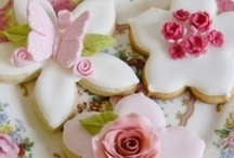 Charming Tea Party Food
