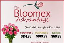Random Bouquets & Things We Like / Bloomex is a National online florist based in Ottawa, Canada. Same Day Coast to Coast Flower Delivery. Specializing in Occasion, Christmas, Mothers Day and Valentine Flowers.  Save 50% off local florists!