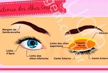 Beleza / Tendências de maquiagem