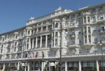Savoia Excelsior Palace - Trieste / A majestic Collezione hotel on the historic seafront, with views over the Gulf. With grande hotel charm, the Savoia Excelsior Palace in Trieste appeals to leisure, conference and business guests.