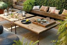 splendor without grass / Outdoor design spaces / by she tells stories