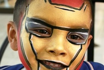Face painting ideas, I like