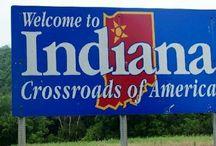 *Goin' Back To Indiana / Indiana / by Sherranlynn Nichols