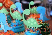 Themes: Dinosaur Party
