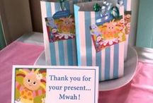 Themes: In The Night Garden Party / Toddlers birthday ideas with an 'In The Night Garden' theme. www.facebook.com/easybreezyparties