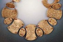 Metal Clay Bracelets