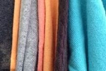 Colors of Cashmere!