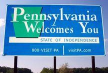 *Pennsylvania, Pennsylvania / Pennsylvania / by Sherranlynn Nichols