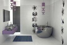 Łazienki / Design nie omija żadnych pomieszczeń, nawet łazienek, które jak widać mogą zaskakiwać nietuzinkowością.