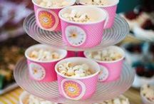 Ideas: Easy Kids Party Food / Easy-to-make kids party food for the reluctant caterer!