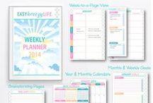 Ideas: Get Organised