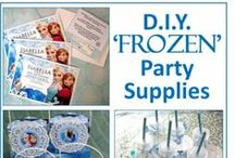 Themes: Frozen Party / Easy Breezy Parties offers Disney 'Frozen' themed birthday party packages like no other! Themed entertainment, decorations and hand-crafted party supplies. Based in Melbourne, Australia. See all the details at http://easybreezyparties.com.au/party-packages/disneys-frozen-party.html