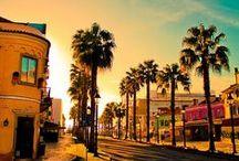 Califórnia dream!