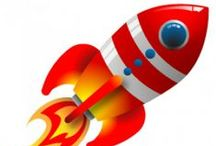 Themes: Space / Rocket Party