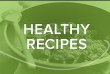 Healthy Recipes / Nutritious and delicious recipes you'll want to add to you cook book!