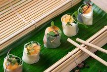 Gastronomía Airolo / Nuestras propuestas de #gastronomía satisfacen todo tipo de necesidades, con espectaculares aperitivos y platos de creación propia originales, innovadores y a la vez tradicionales.