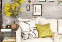 A arte de viver em casa / Coisas que fazem se sentir bem em casa.