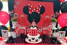 Themes: Minnie & Mickey Mouse Party