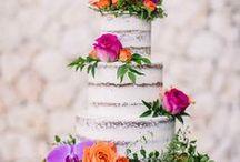 ¡Ñam! Ideas de tartas para tu boda / Ideas para un pastel de boda diferente y creativo. ¿Te atreves a dar el paso? :)