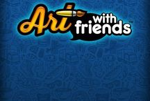 Save Art With Friends / Please visit SaveArtWithFriends petition and sign on change.org website