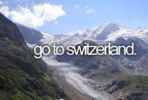 When I go to Switzerland again! / 2017