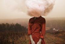 Surreal / Atmosfere e situazioni surreali accompagnate da pensieri, parole, sensazioni, emozioni.