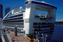 Cruise Ships and Yachts / by Paul Kimo McGregor