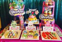 Themes: Shopkins Party / Shopkins party ideas