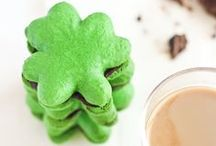St. Patrick's Day / Recipes, food, crafts, and decorations to celebrate St. Patrick's Day!