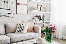 Home. / Home is where the heart is. <3 Ideen und Inspirationen für das perfekte Zuhause.