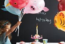 Kindergeburtstag / Deko, Essen, Spiele – alles, was man für den perfekten Kindergeburtstag braucht!
