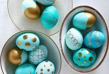 Eastern is coming / Dekoration, DIY-Kram & Rezepte. Perfekt für den Ostern.