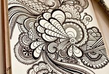 Pictures & Sketch Ideas / Oooooh... Pretty... / by Alicia Poole