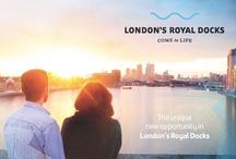 London's Royal Docks