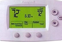 Honeywell Thermostats and Relays