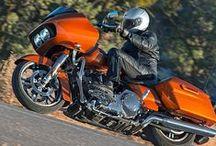Harley-Davidson Motorcycles / by Rider magazine
