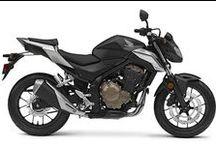 Honda Motorcycles / by Rider magazine