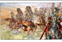 Polish Hussars and other stuff from XVII century
