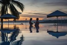 Efate Island & Port Vila, Vanuatu / Efate is the main island of Vanuatu. Efate Island is the location of Vanuatu's capital Port Vila and is the primary location for the majority of commerce and tourism activities take place.