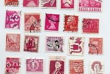 Stamps - Collectibles / Collection of rare and unusual stamps - Organize them in Klaser!