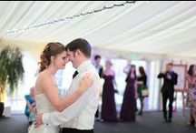 The Barnyard at Gore Farm / A great Kent wedding venue with a dedicated marquee in stunning countryside, perfect for summer weddings and getting a bit of fresh air into your Kent wedding day.