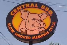 BBQ Joints / I want to eat at all of them .... / by James Eckley
