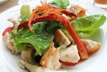 Vanuatu Cuisine / The cuisine of Vanuatu (known in Bislama as aelan kakae) incorporates fish, root vegetables such as taro and yams, fruits, and vegetables.