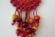 háčkované šperky
