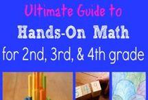 Grade School Math / Mathematics Resources for Primary/Grade School