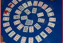 Math Card Games / Card Games that help you learn Mathematics!