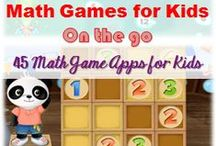 Digital Math Games / Digital Games that help you learn Mathematics!