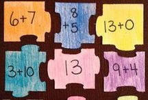 Math Puzzles / Puzzles that help you learn mathematics!
